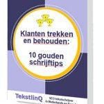 Download 10 gouden tips om klanten te trekken en te behouden.