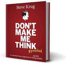 Boek: Don't make me think - Steve Krug